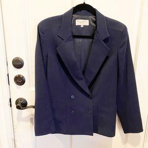 Vintage Christian Dior Blazer Jacket